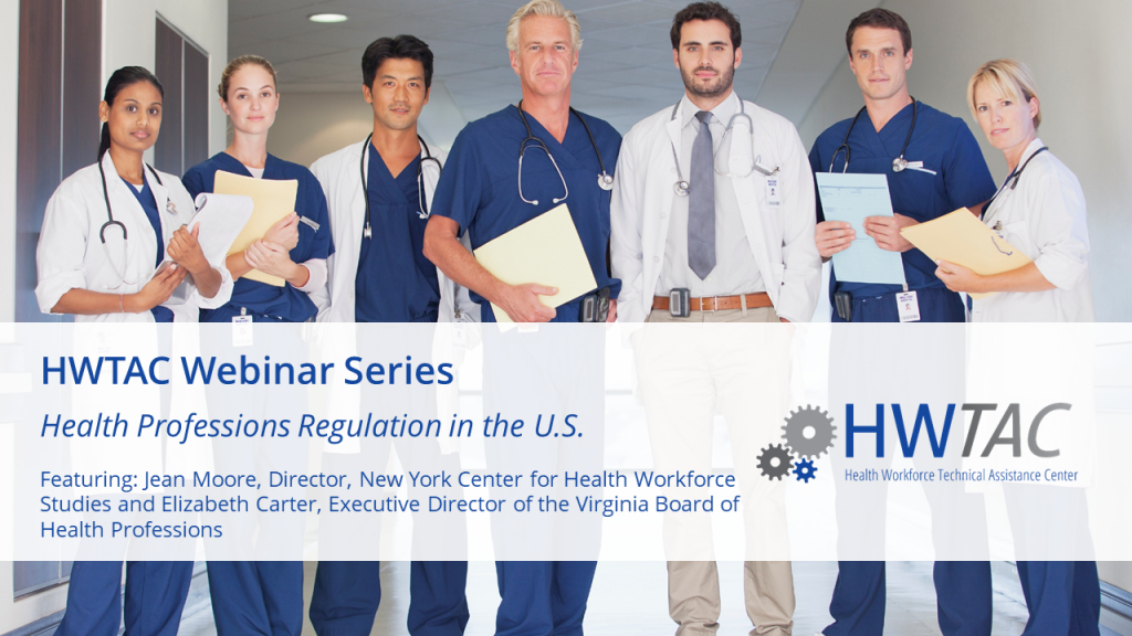 View Health Professions Regulation in the US: What Are the Issues?