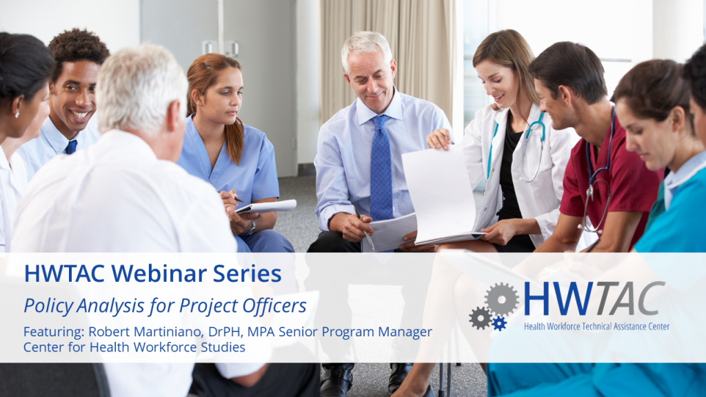View Policy Analysis for Project Officers