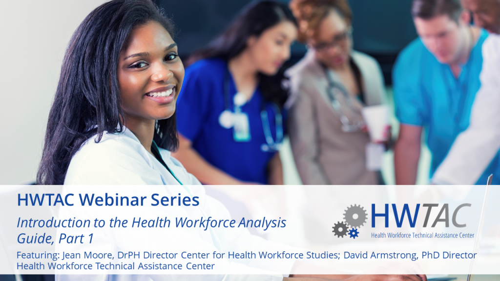 View Introduction to the Health Workforce Analysis Guide, Part 1: Data Collection, Levels of Analysis, and Special Challenges