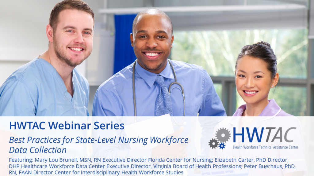 View Best Practices for State-Level Nursing Workforce Data Collection