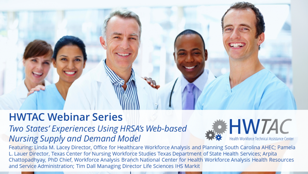 View Two States' Experiences Using HRSA's Web-based Nursing Supply and Demand Model