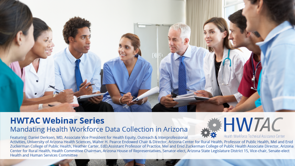 View Mandating Health Workforce Data Collection in Arizona