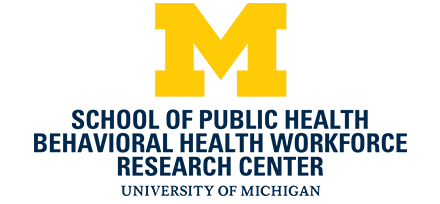 Behavioral Health Workforce Research Center logo