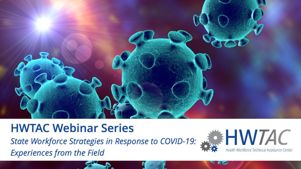 View State Workforce Strategies in Response to COVID-19: Experiences From the Field