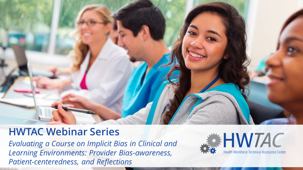 View Evaluating a Course on Implicit Bias in Clinical and Learning Environments: Provider Bias-awareness, Patient-centeredness, and Reflections