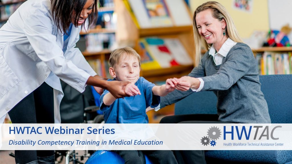 View Disability Competency Training in Medical Education
